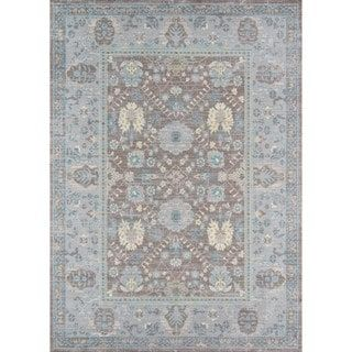 Shop for Momeni Petra Dark Grey Rug (8' X 10'). Get free shipping at Overstock.com - Your Online Home Decor Outlet Store! Get 5% in rewards with Club O! - 19618845