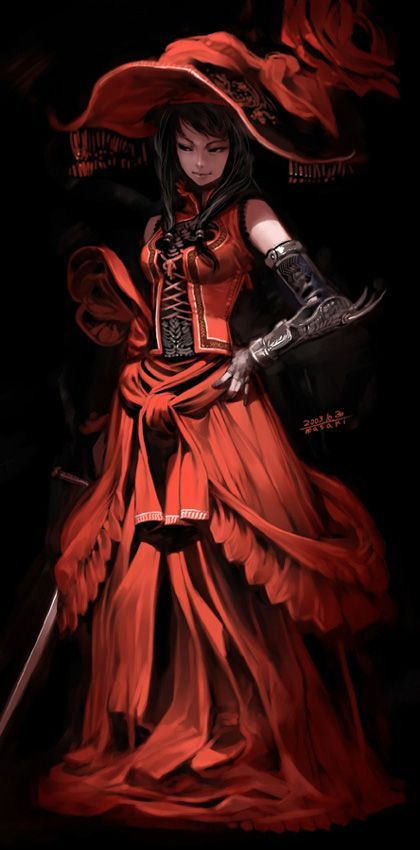 Now, this is one cool red anime girl. | Costumes | Pinterest