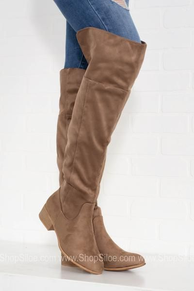 f50777a3faac1 Arthur Taupe Suede Boots | Shoes Shoes Shoes | Boots, Bootie boots ...