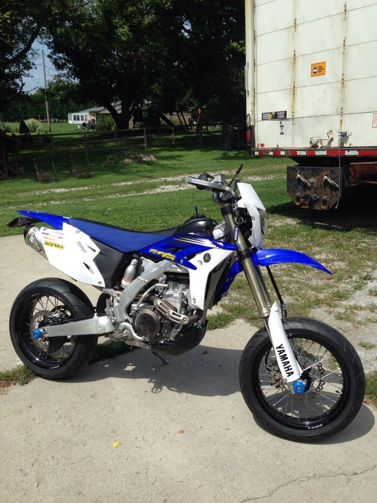 2012 wr450f supermoto motorcycles pinterest dual sport. Black Bedroom Furniture Sets. Home Design Ideas