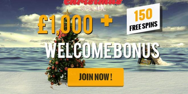 Casino Cruise Christmas Offer
