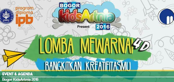 Bogor KidsArtnia 2016