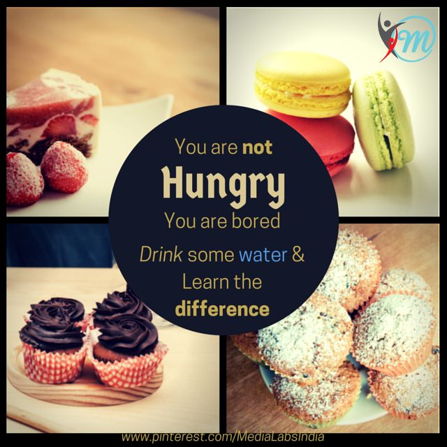 #Don't #eat out of #boredom