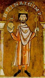 """King Henry IV (1050-1106): teenage King of Germany, deposed two Popes, excommunicated twice, told one Pope literally to """"go to hell"""", strategist, sneaky politician, warrior, and eventually Holy Roman Emperor."""