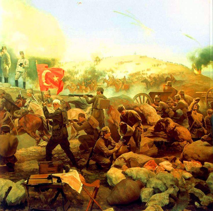 Turkish War of Independence