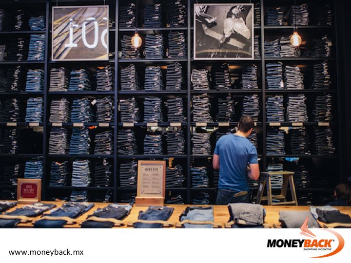 MONEYBACK MEXICO. In Mexico City Levi's has a wide range of products found in independent stores in the Perisur, Plaza Coyoacan, and Santa Fe shopping malls, and large outlets in Liverpool, Sears and Palacio de Hierro department stores. Levi's Mexico is a business affiliated to Moneyback! #moneyback www.moneyback.mx