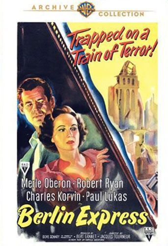 Berlin Express [DVD] [1948]