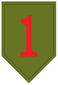 The Big Red One...1st Infantry Division.  Met some great people while assigned to this unit.