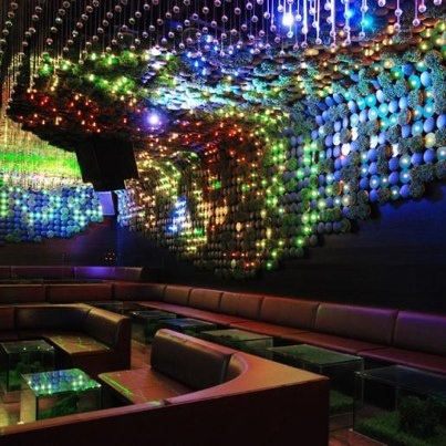 New yorks greenhouse nightclub the first leed registered eco friendly nightclub in the