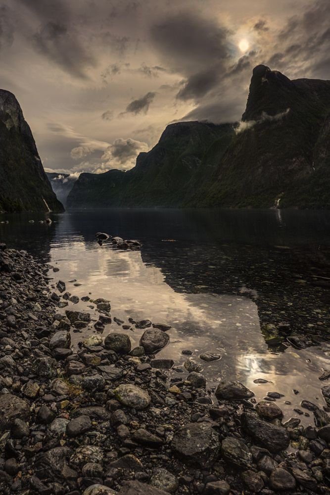 https://flic.kr/p/AZg7gf | The Man Who Had No Echo | From Nærøyfjorden in Norway.