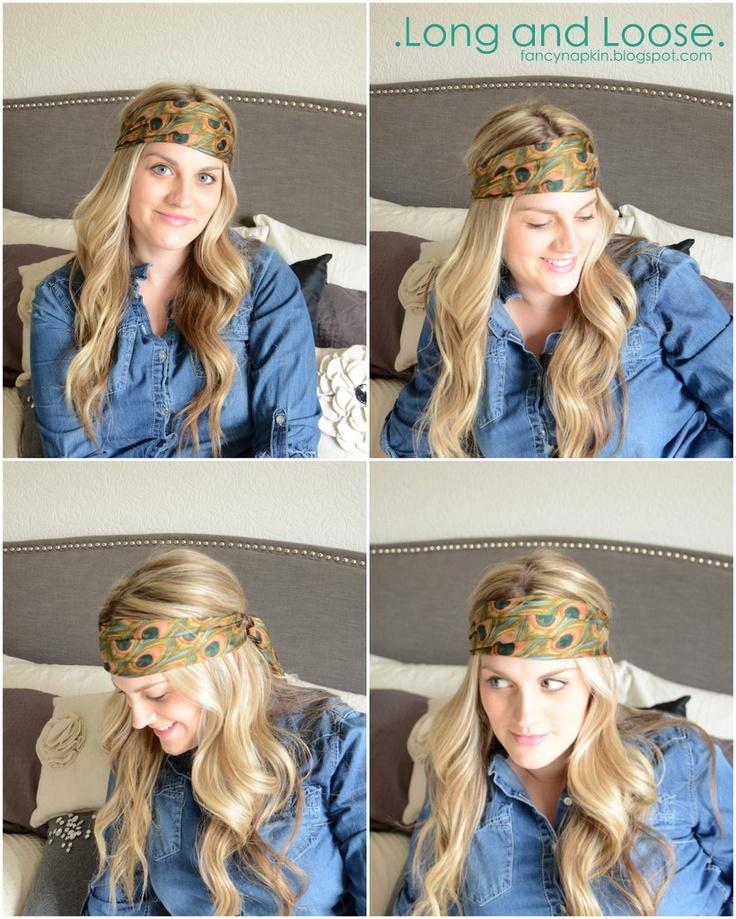 Image result for fancy scarves for hair