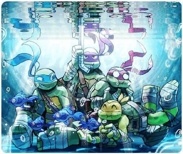 Tmnt 2012 teenage mutant ninja turtles fanart ninja turtles caricature fan art