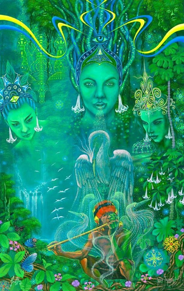 ANCESTRAL SPIRIT GUIDES