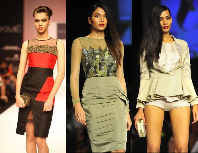 Rajat K Tangri, Lakme Fashion Week. #lfw #fashionweek #collections