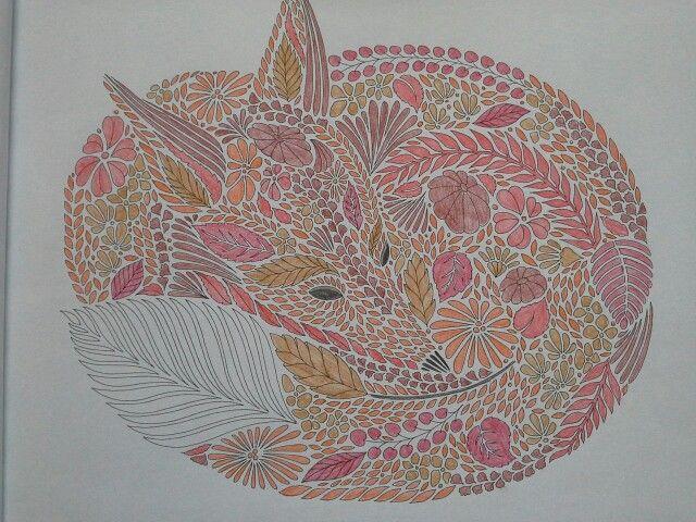 My Fox By Millie Marotta In Animal Kingdom