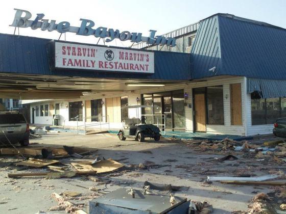 Some Branson, MO landmarks were destroyed in last week's tornado.
