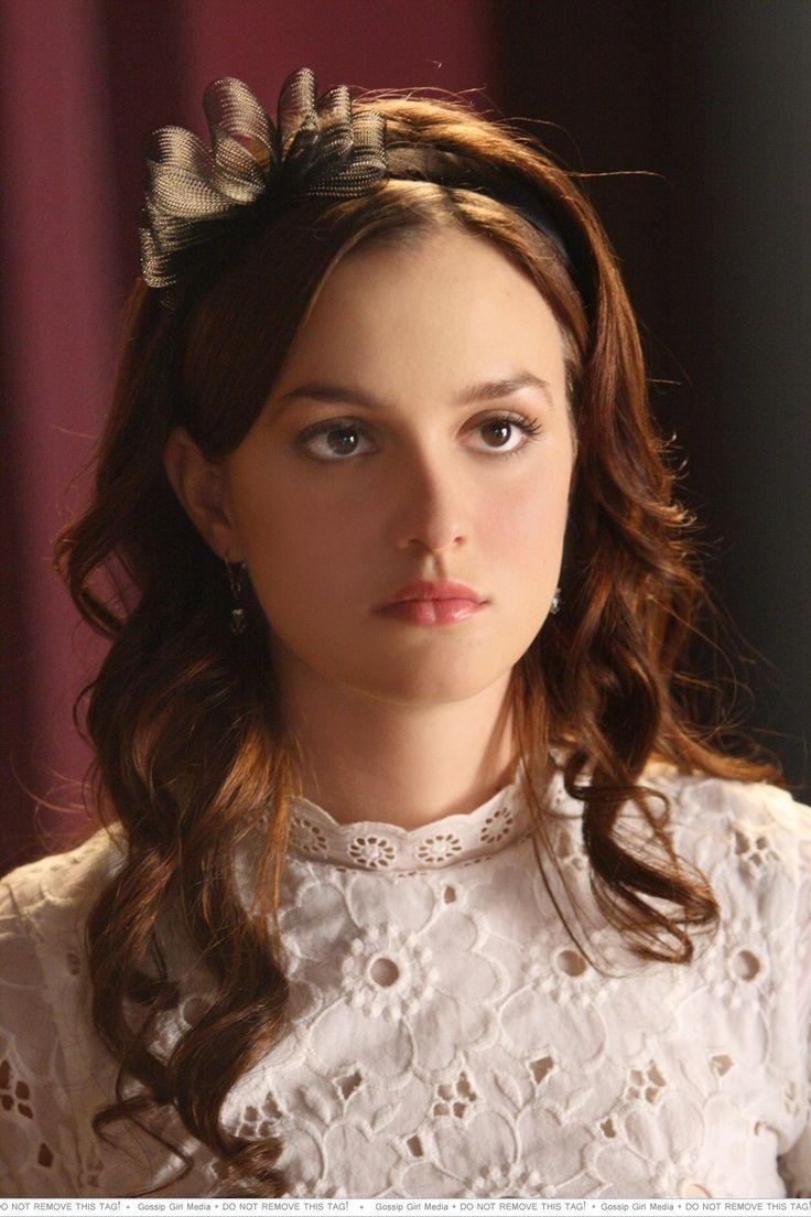 Blair Waldorf hair & makeup style season 1 Gossip Girl ...   Blair Waldorf Style Season 1