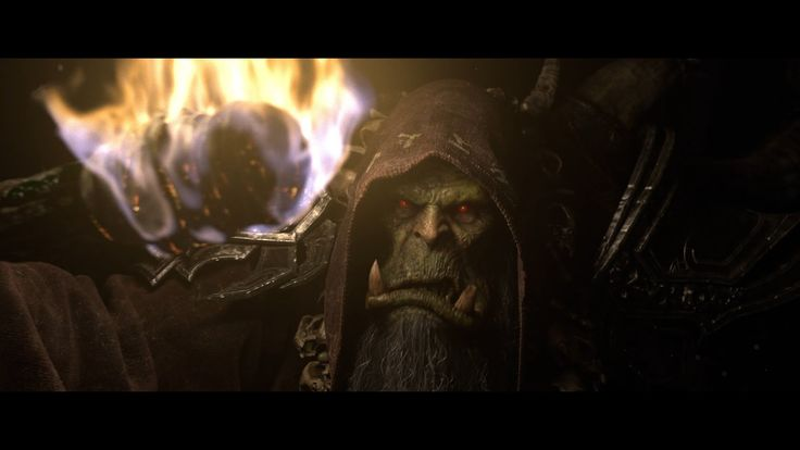World of Warcraft Cinematic Teaser