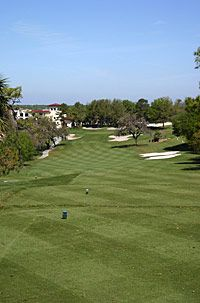 Mission Inn Golf Course in Florida.