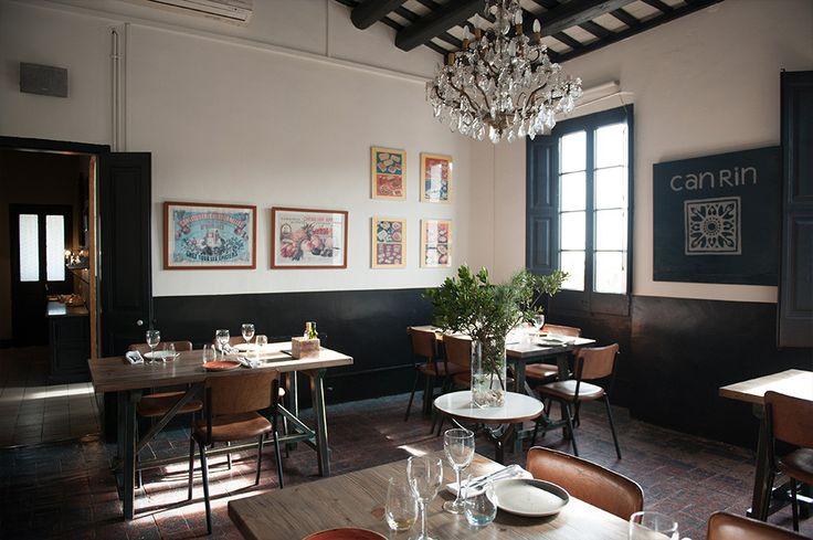Can Rin Retaurant Bar Terrace. Torrent Roig nº2 08348 Cabrils - Barcelona Tel: 93 750 90 01 restaurantcanrin@gmail.com