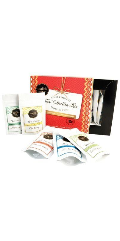 Tealish Winter Wonderland Gift Set