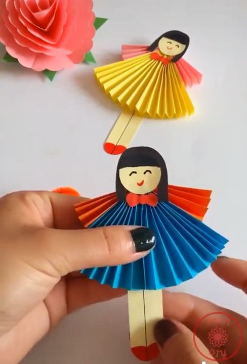 Creative Crafts for Kids 🙇♀️