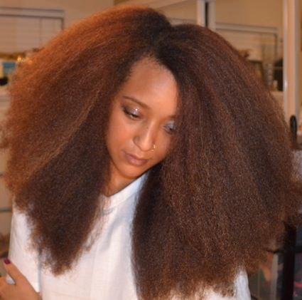 Click the image for Antonia's natural hair photos and regimen