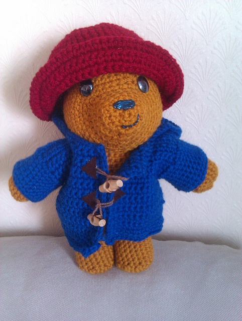 Amigurumi Paddington Bear : 88 best images about Eric Carle Nursery on Pinterest The ...