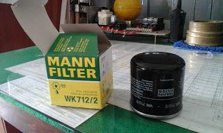 Fuel Filter (Penyaring Bahan Bakar) Read more: http://ift.tt/2icyNw2 Engine