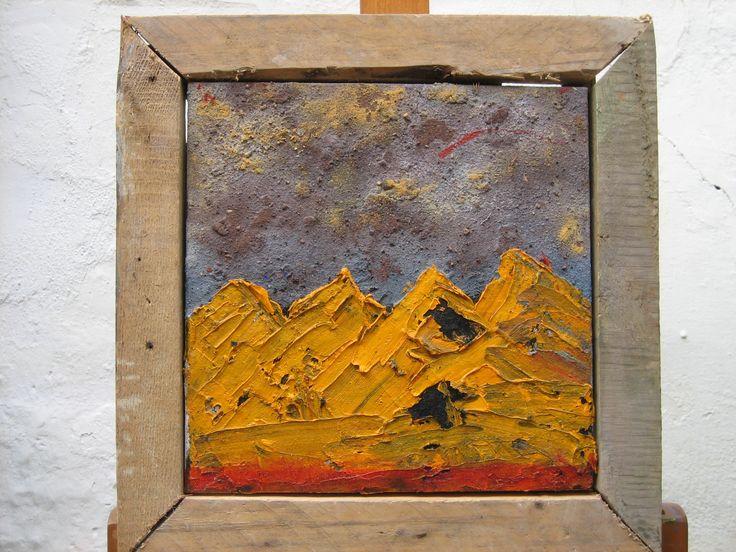 Mountains (30cm*30cm)