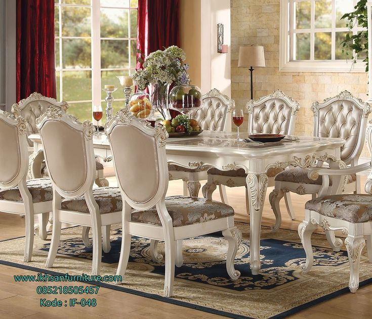 exclusive dining room furniture. Chantelle Pearl White Dining Table 63540 Description: Designed Exclusively For\u2026 Exclusive Room Furniture T