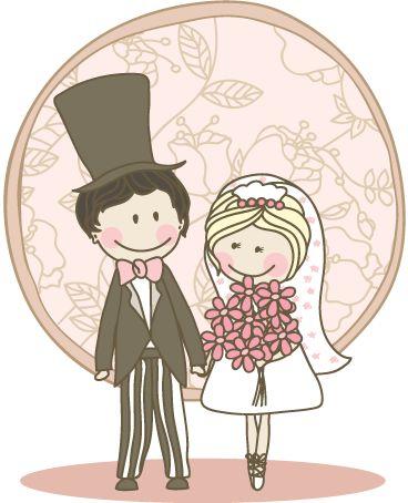 novios de boda png - Buscar con Google