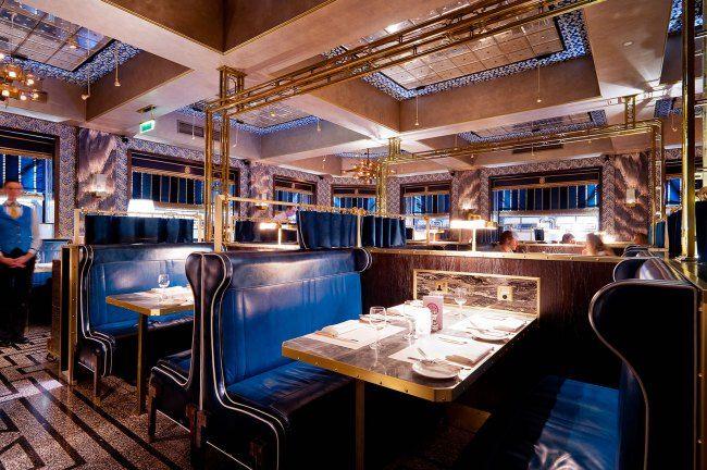 Top 5 Russian restaurants in London