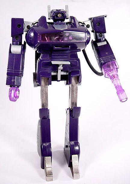 Transformers G1 Shockwave | Products I Love | Pinterest
