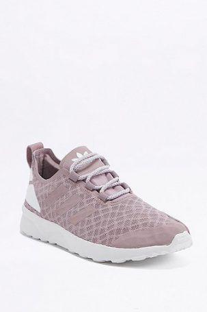 "adidas Originals – Sneaker ""ZX Flux ADV Verve"" in Mauve – Damen 34"