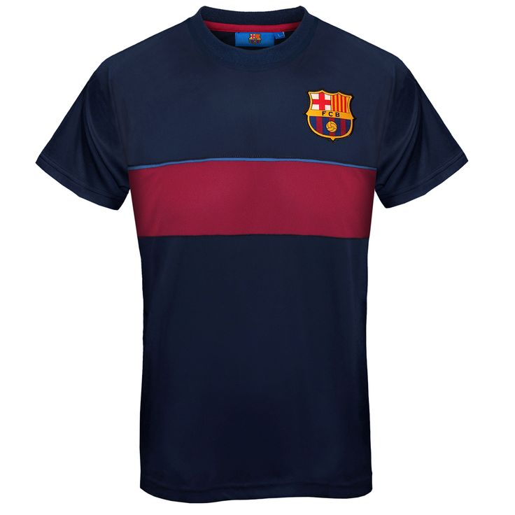 FC-Barcelona-Oficial-Futbol-Regalo-para-Hombre-Camiseta-Kit-de-Capacitacion-de-polietileno