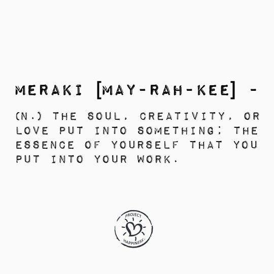 Meraki... the youness                                                                                                                                                                                 More
