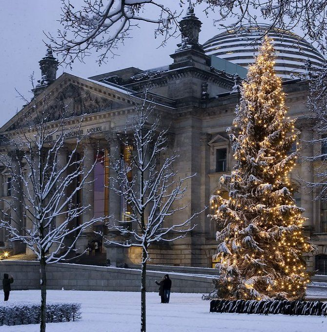 Reichstag, Berlin, Germany | by visitBerlin