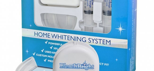 Oferta Kit blanqueamiento dental en hogar