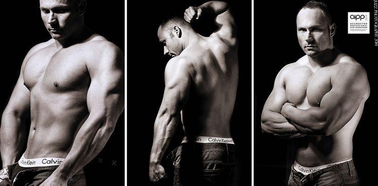 Fitness Shoot Model: Dan