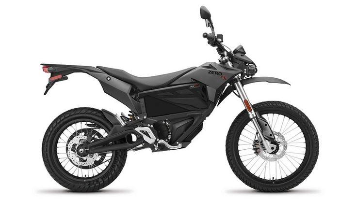 2017 zero motorcycles fx fxs - DOC698109