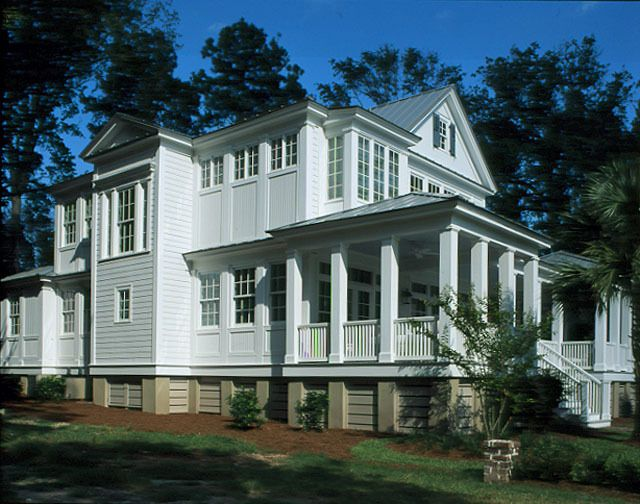 Looking For The Best House Plans? Check Out The Carolina Island House Plan  From Southern Living.