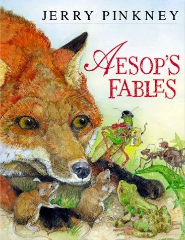Blog Post about Teaching Theme: One example - Using Fables