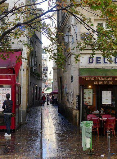 rue Courtalon - Paris 1er