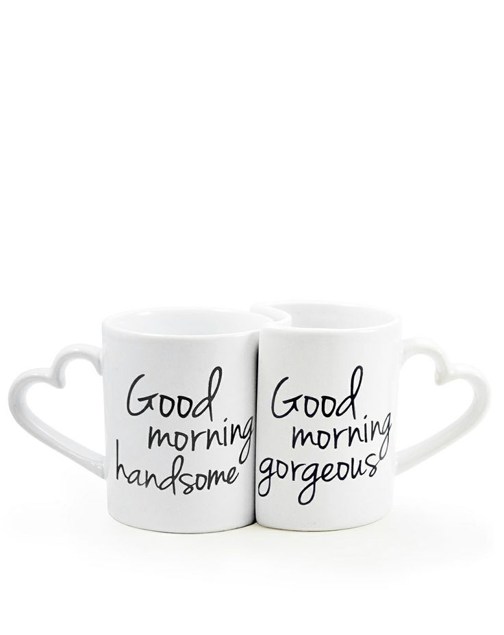 I want these. There's no way in hell I'm gonna say it until after my coffee so he will just have to read it.