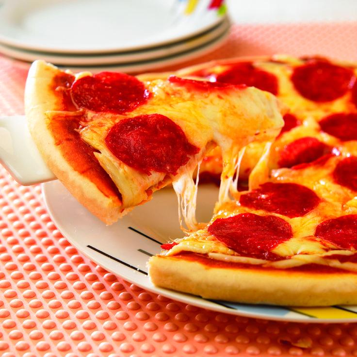 Pizza de peperoni