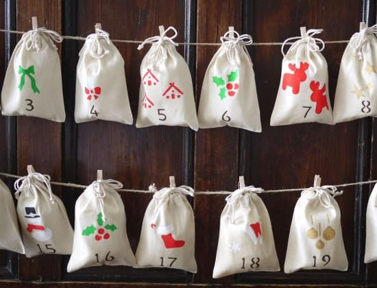 des idées de cadeaux originales pour le calendrier de l'avent