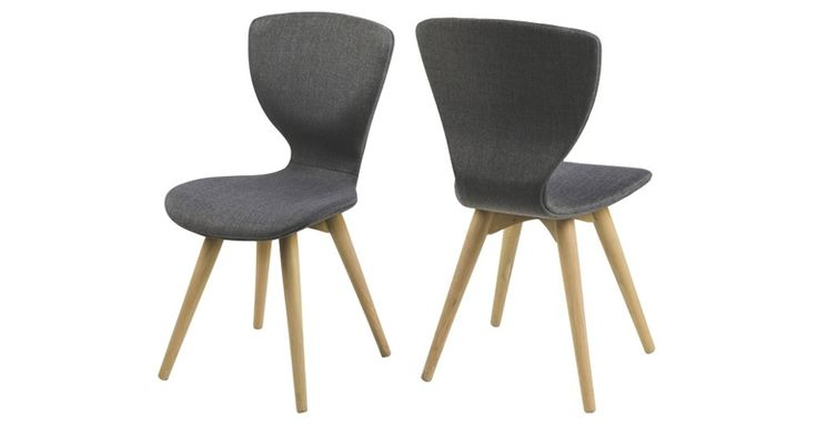 Krzesło w stylu skandynawskim GONGLI Actona Company