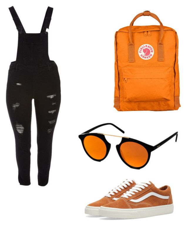 """""""Untitled #18"""" by westboorg-e on Polyvore featuring Dollhouse, Vans, Fjällräven, Spektre and plus size clothing"""