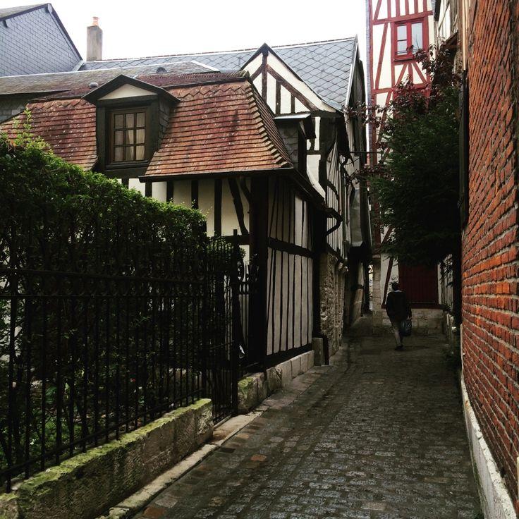 Les plus belles villes françaises. Rouen